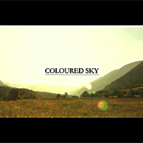 Coloured Sky